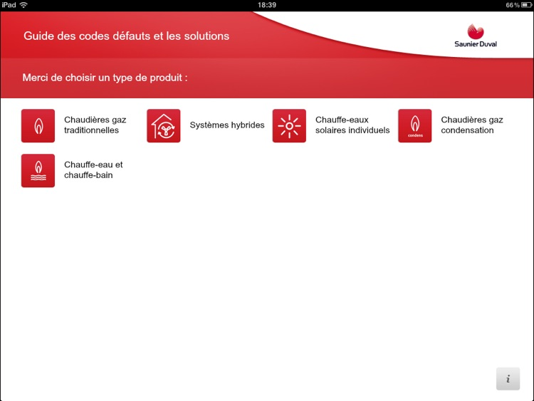 Sd Diagnostic For Ipad By Saunier Duval France
