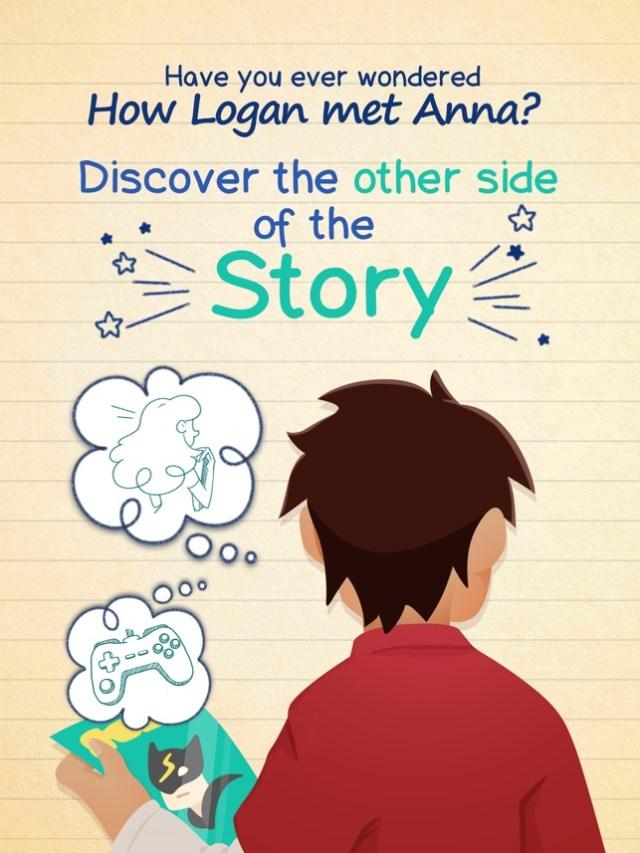 Dear Diary - Interactive Story Screenshot