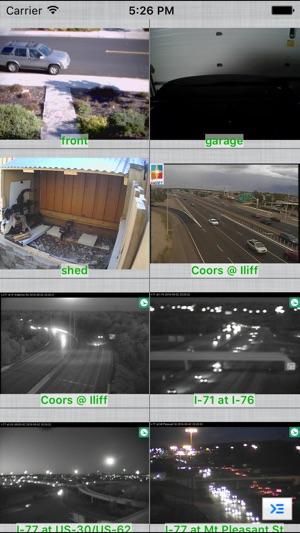 IP Cam Viewer Pro Screenshot