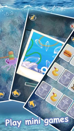 Magic conch shell club Screenshot