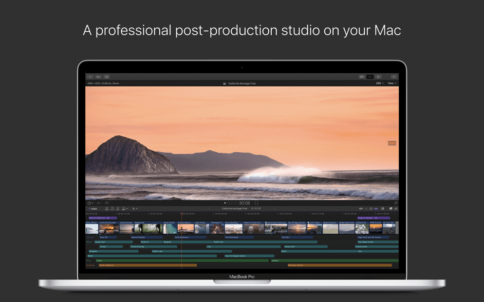 Final Cut Pro X 10.4 Full Crack Mac Download
