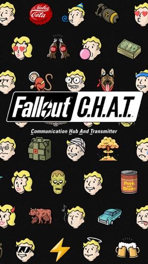 Fallout CHAT Screenshot
