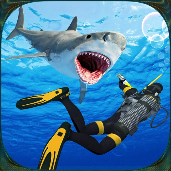 Underwater Spear-Fishing Scuba Diving Adventure