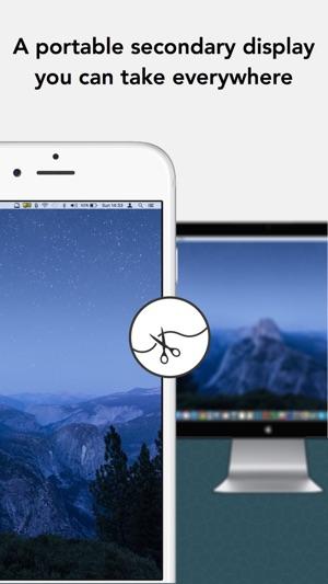 iDisplay Screenshot