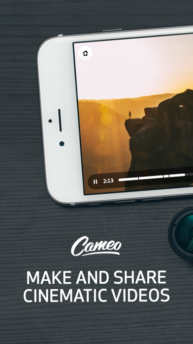 video maker iphone app