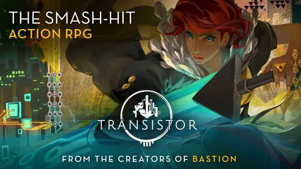 Screenshot do app Transistor