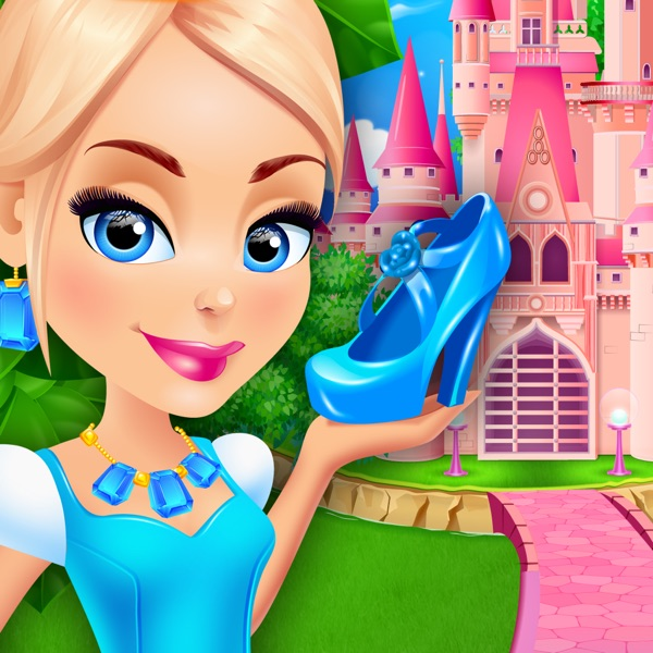 Cinderella's Life Story - Fairy Tale & Girls Games
