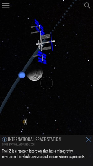 SkyView® - Explore the Universe Screenshot