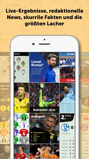 iM Football - Der Fan-Messenger Screenshot