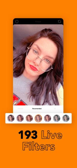 Retrica-Original Filter Camera Screenshot