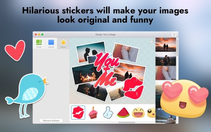 Design Your Collage Screenshot 03 13750in