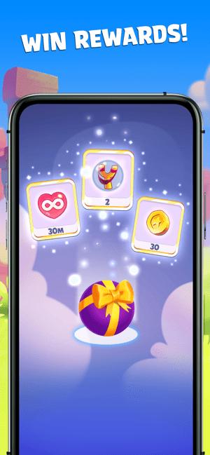 Angry Birds Dream Blast Game Screenshot