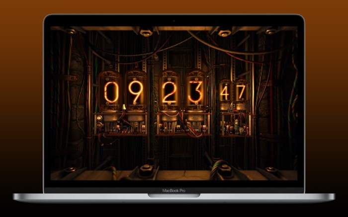 Digital Clock 3D Screenshot 02 9wgrr6n
