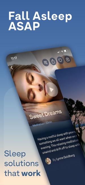 Breethe: Meditation & Sleep Screenshot
