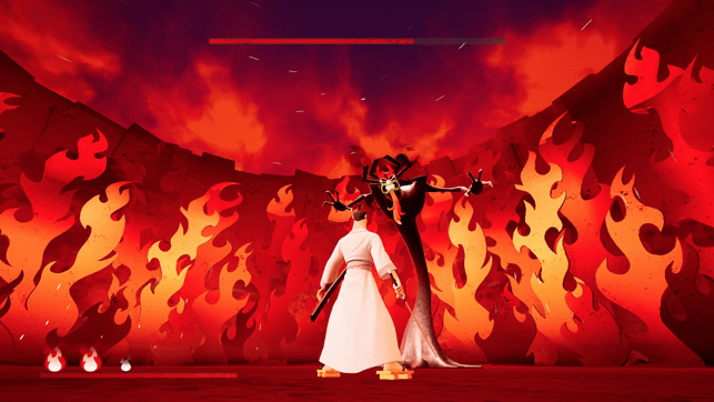 ‎Samurai Jack Screenshot