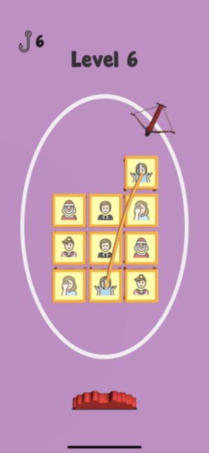 Harpoon Matcher Screenshot