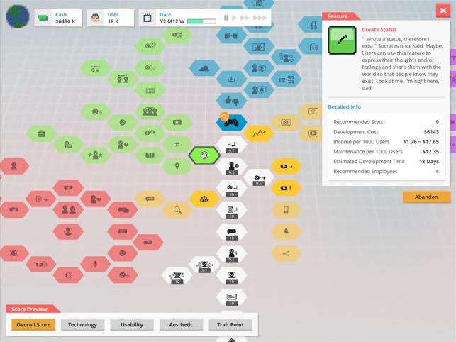 Startup Panic Screenshot