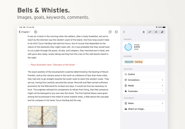 ‎Ulysses Screenshot