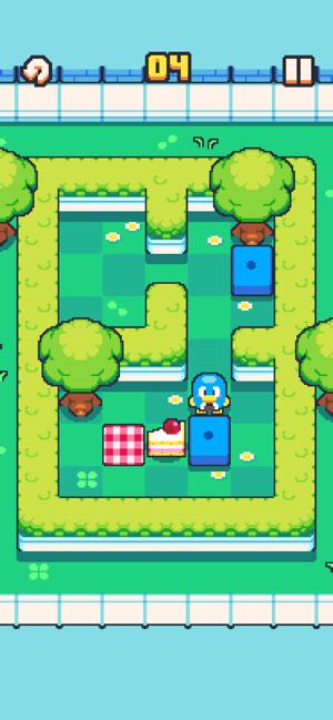 Picnic Penguin Screenshot