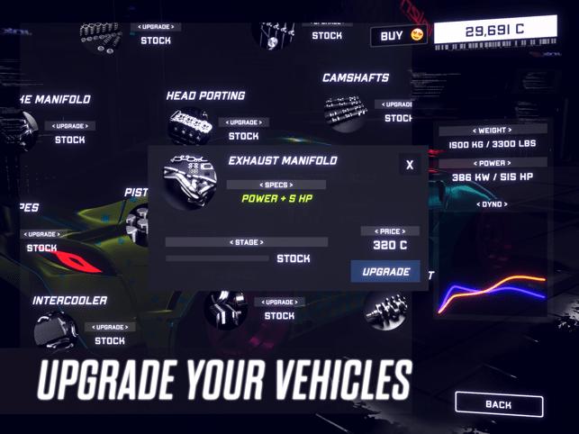 CrashMetal - Open World Racing Screenshot