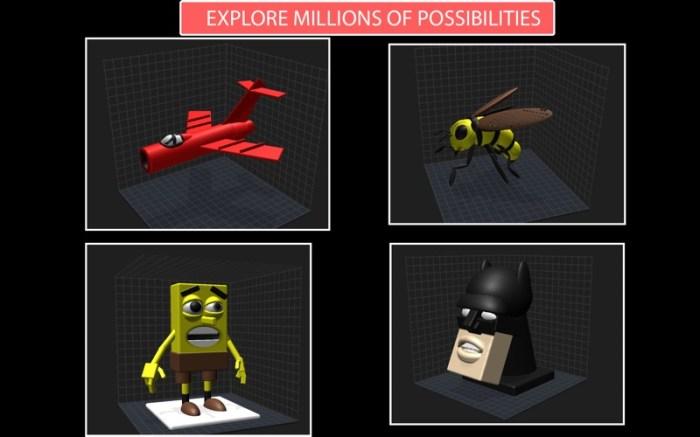 Claydo:Easy 3D Modelling Screenshot 03 57tpe1n