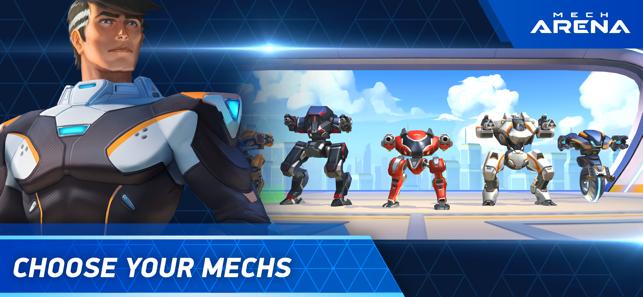 Mech Arena: Robot Showdown Screenshot