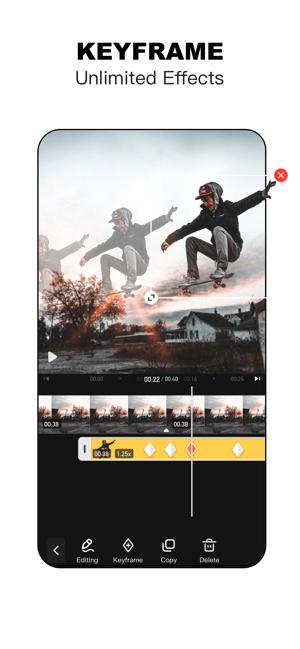 VivaVideo - Video Editor&Maker Screenshot