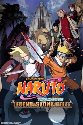 naruto the movie legend