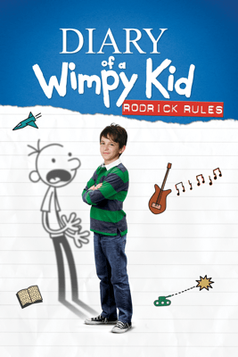 Diary of a Wimpy Kid: Rodrick Rules - David Bowers
