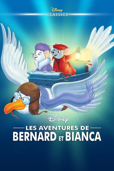 Les Aventures De Bernard Et Bianca : aventures, bernard, bianca, Rescuers, ITunes, Aventures, Bernard, Bianca), (France)