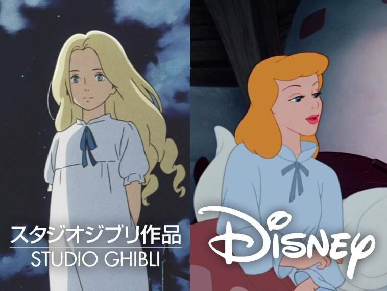 Ghibli vs Disney