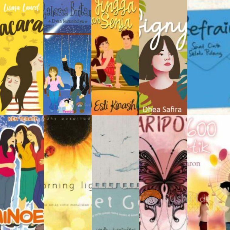10 novel teenlit Indonesia terbaik