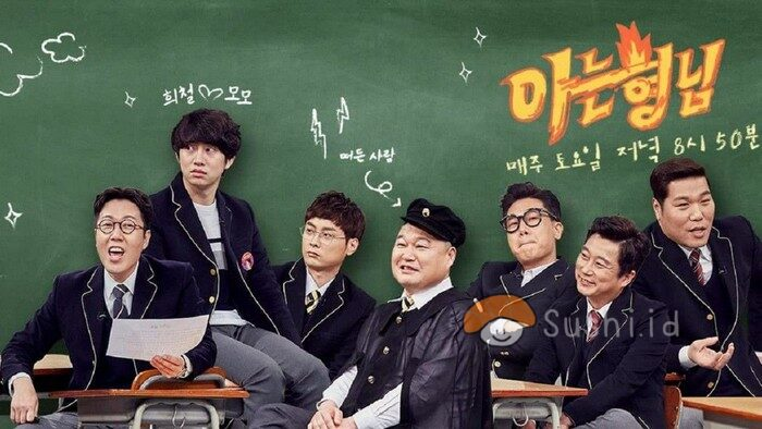 Nonton Knowing Brother Sub Indo Streaming Online