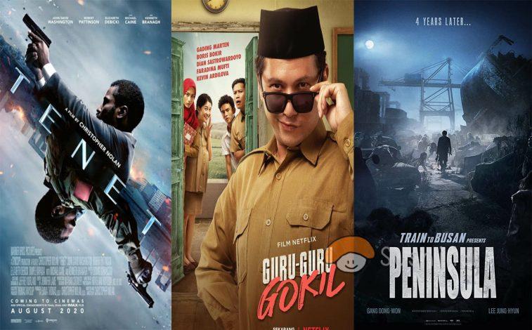 5 Film Wajib di Tonton Bulan Agustus 2020