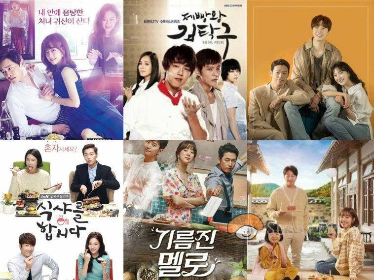 7 Drama Korea Bertema Makanan Terbaik Bikin Ngiler!