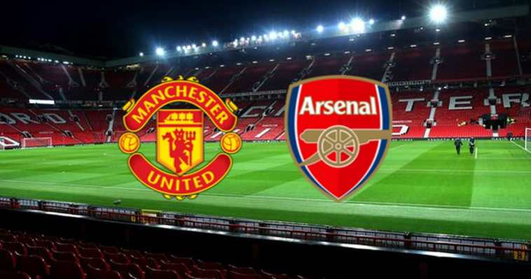 noton Mancehster United vs Arsenal live streaming