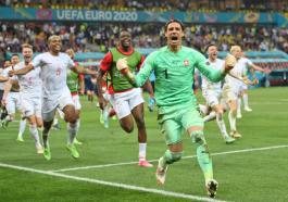 nonton Euro 2020 swiss vs prancis gratis
