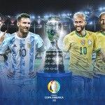 nonton copa america brazil vs argentin live streaming