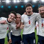 Euro 2020 inggris vs denmark wembley 1
