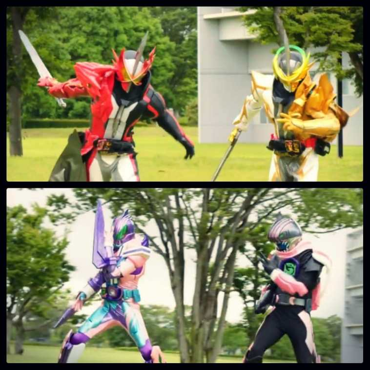 Review Kamen Rider Special Issue 01