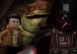 Nonton Lego Star Wars Terrifying Tales