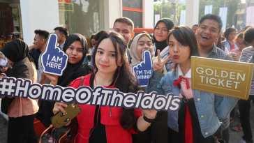 big audition indonesian idol x