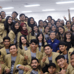 Mahasiswa UNPAR Bandung Kunjungi Redaksi Okezone