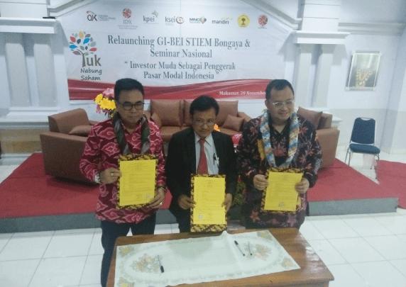 MNC Sekuritas Resmikan Galeri Investasi Ke-102 di Makassar