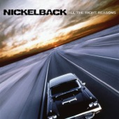 Nickelback - All the Right Reasons  artwork