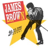 James Brown - 20 All-Time Greatest Hits!  artwork