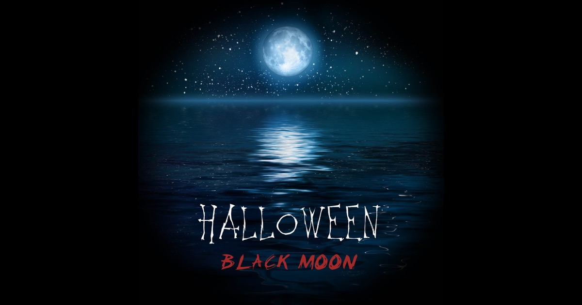 Image result for black moon halloween