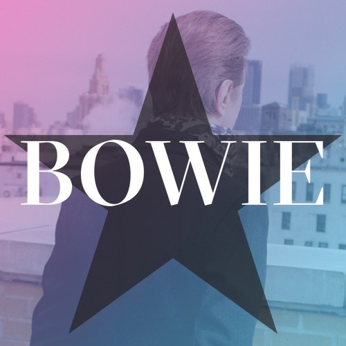 David Bowie - No Plan EP - (album cover 2017) - Hit Channel