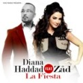 Free Download Diana Hadad La fiesta (feat. Zâd) Mp3