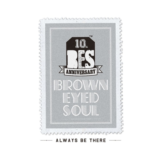 Brown Eyed Soul - Always Be There - Single